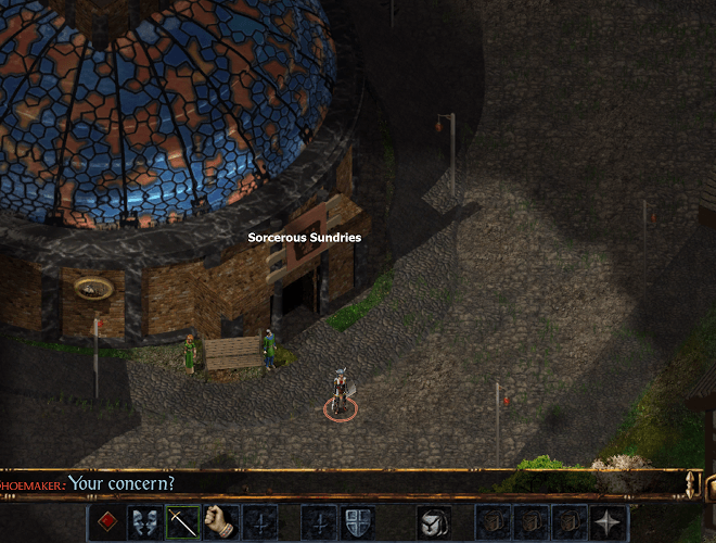 Play Baldur's Gate on PC 22