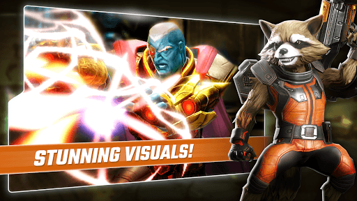 Play MARVEL Strike Force on PC 6