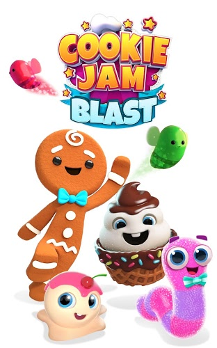 Play Cookie Jam Blast on PC 25