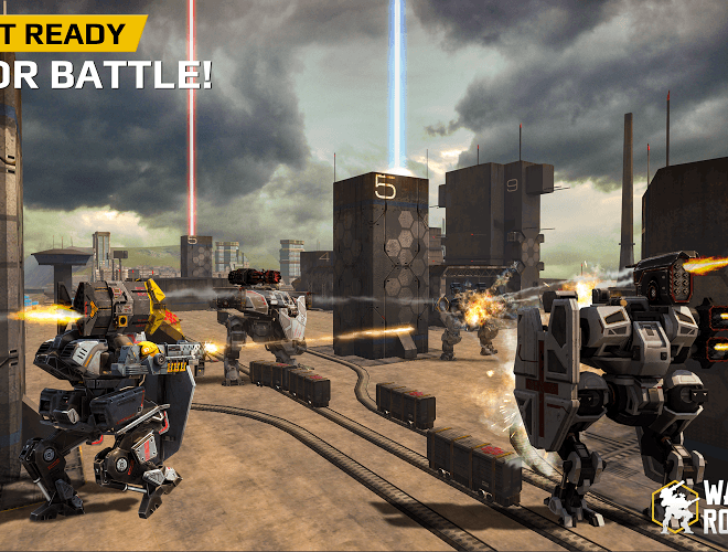 Play Walking War Robots on PC 8