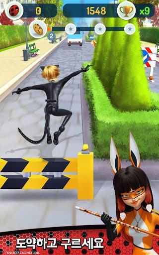 즐겨보세요 미라큘러스 레이디버그와 블랙캣 – 공식 게임 on PC 15