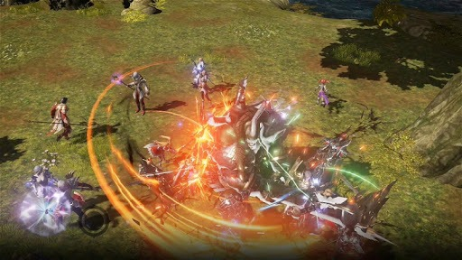 Main Lineage 2 Revolution on PC 7
