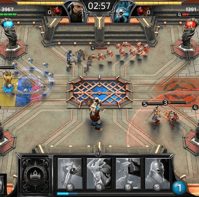 Speel RIVAL: Crimson x Chaos on PC 18