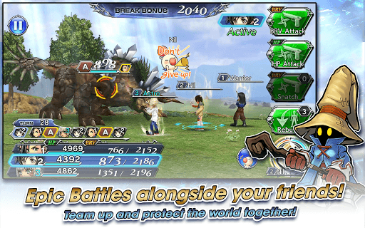 Jogue DISSIDIA FINAL FANTASY OPERA OMNIA para PC 7