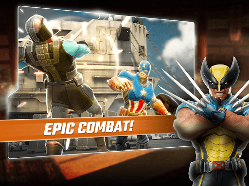 Play MARVEL Strike Force on PC 16