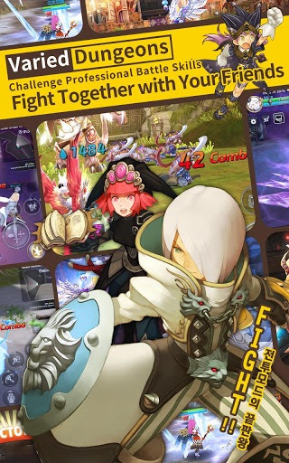 Play Dragon Nest M on PC 6