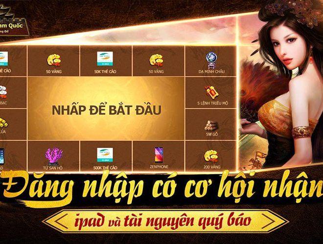 Chơi Hồng Nhan Tam Quốc on PC 3