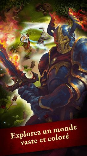 Jouez à  Guild of Heroes sur PC 3
