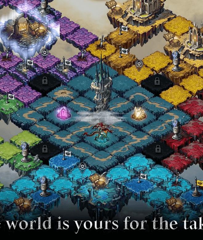 Jogue Heir of Light para PC 7
