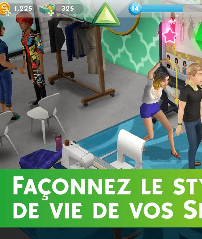 Jouez à  The Sims Mobile sur PC 17