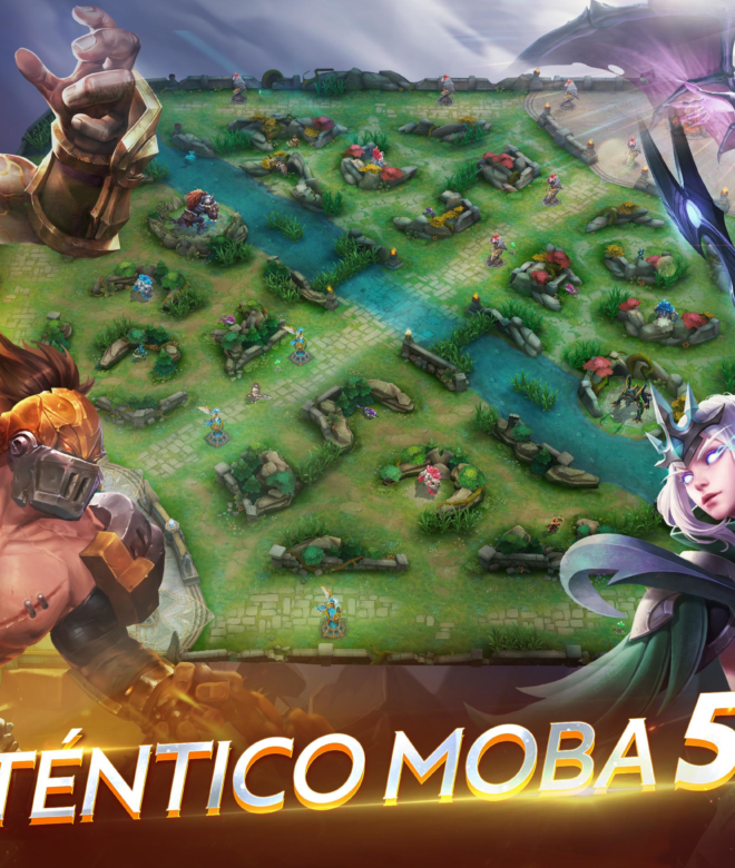 Juega Arena of Valor: 5v5 Arena Game en PC 8