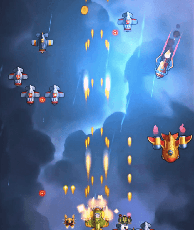 Играй HAWK Freedom Squadron На ПК 3