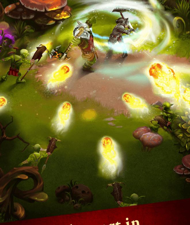Guild of Heroes İndirin ve PC'de Oynayın 3
