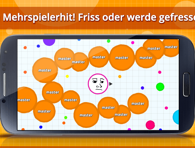 Spielen Agar.io on pc 16