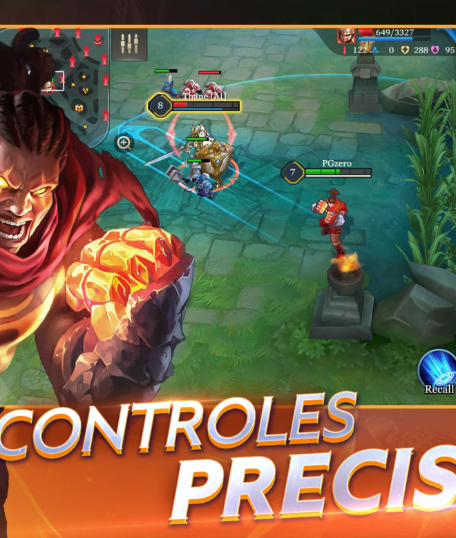Juega Arena of Valor: 5v5 Arena Game en PC 4