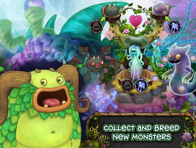 Speel My Singing Monsters on PC 8