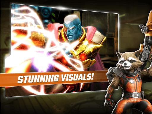 Download MARVEL Strike Force on PC with BlueStacks