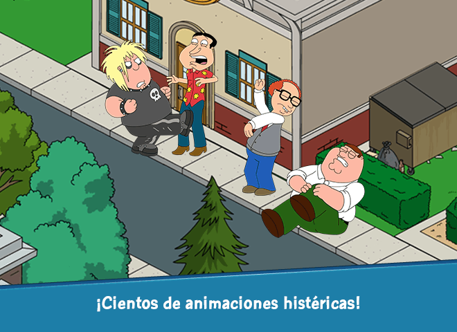 Juega Family Guy: The Quest for Stuff on pc 6