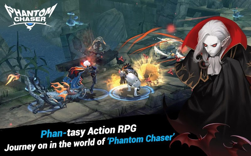 Play Phantom Chaser on PC 8