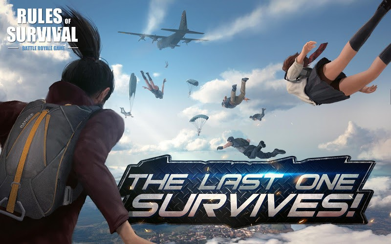 Jogue Rules of Survival para PC 13
