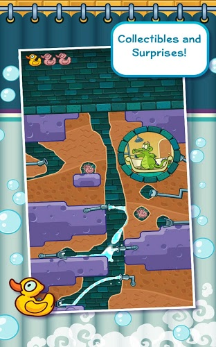 Play Where's My Water? on PC 6