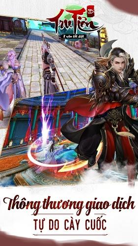 Chơi Tru Tiên 3D on PC 5