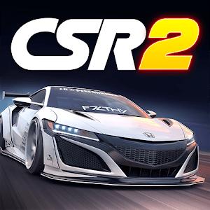 Spiele CSR Racing 2 auf PC