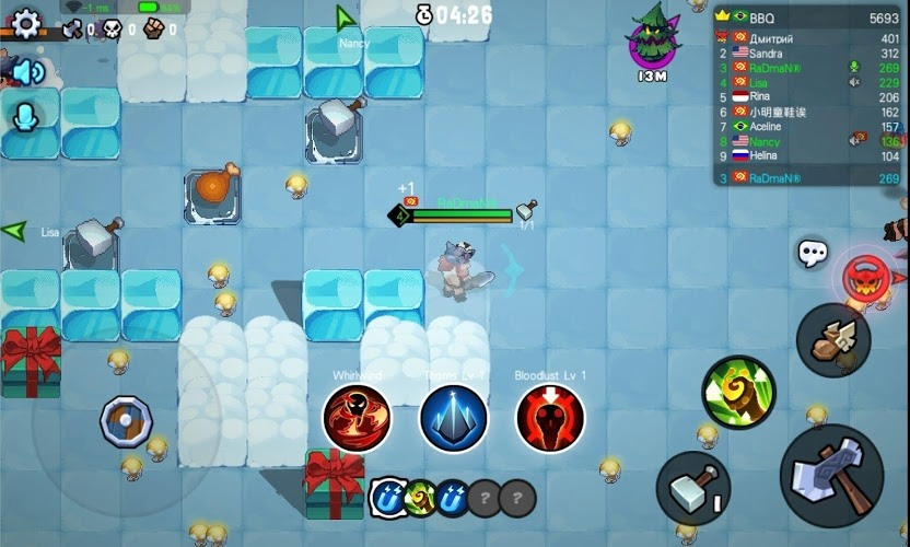 BarbarQ İndirin ve PC'de Oynayın 33