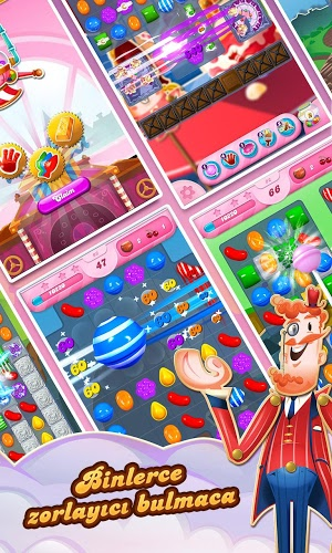 Candy Crush İndirin ve PC'de Oynayın 4