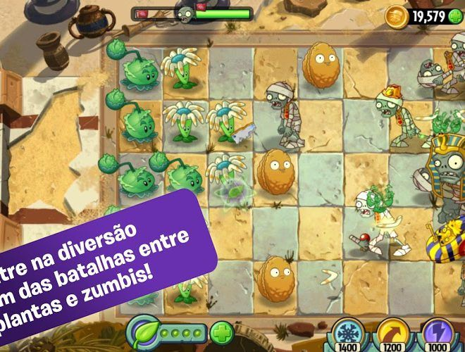 Jogue Plants vs Zombies 2 para PC 2