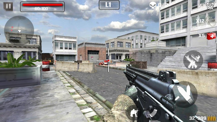 Play Sniper Special Blood Killer on PC 6