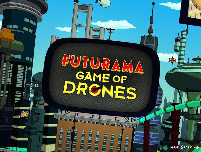 Играй Futurama: Game of Drones on pc 16