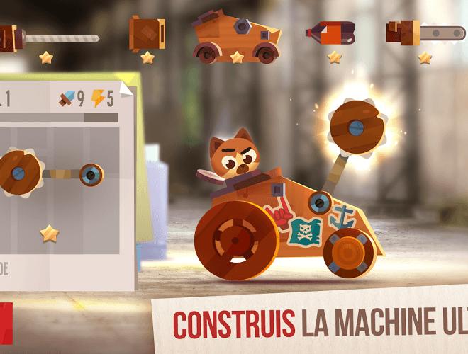Jouez à  CATS: Crash Arena Turbo Stars sur PC 16