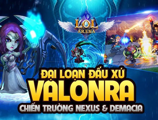 Chơi LoL Arena on pc 19