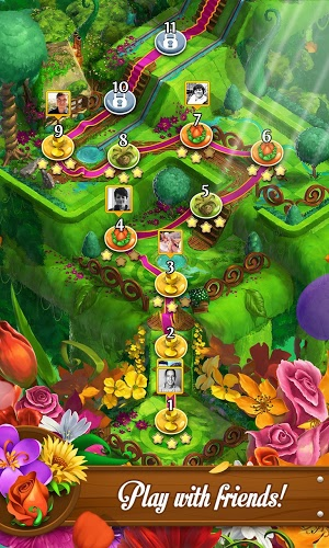 Play Blossom Blast Saga on PC 5