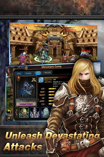 Play FallSouls – SapphireWar on PC 6