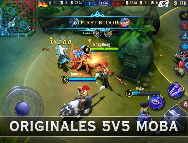 Spiele Mobile Legends: Bang bang auf PC 15