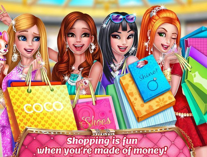 Play Rich Girl Mall on pc 16