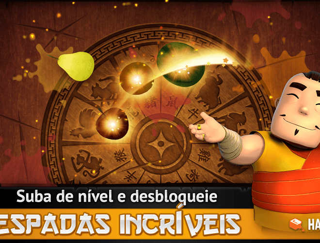 Jogue Fruit Ninja Free para PC 20