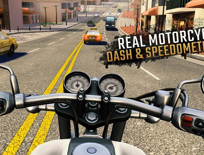 Play Moto Rider GO: Highway Traffic on PC 26