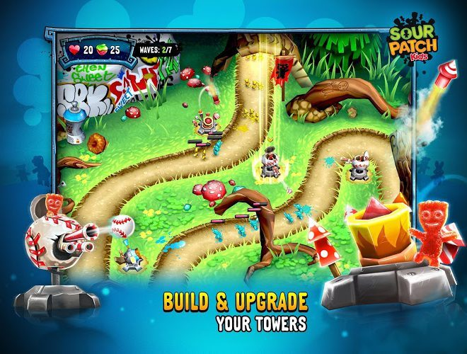 Play Sour Patch Kids: Candy Defense on PC 11