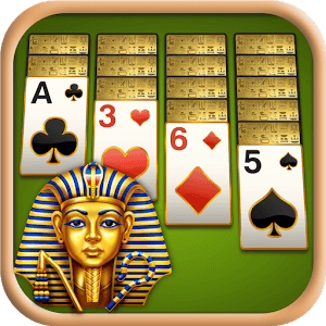 Play Solitaire: Pharaoh on PC 1
