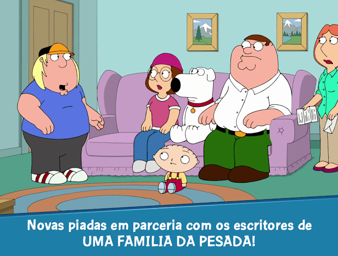 Jogue Family Guy: The Quest for Stuff para PC 7