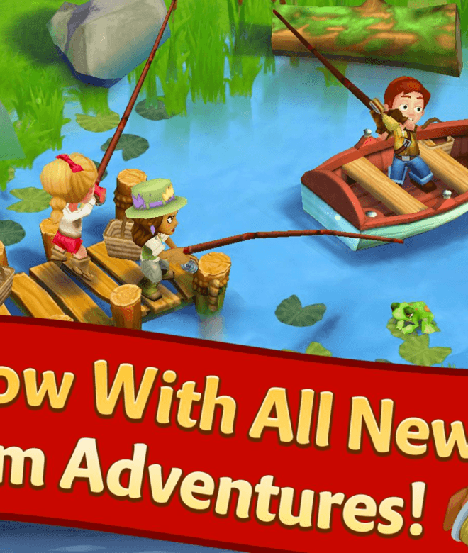 Play FarmVille 2: Country Escape on PC 3
