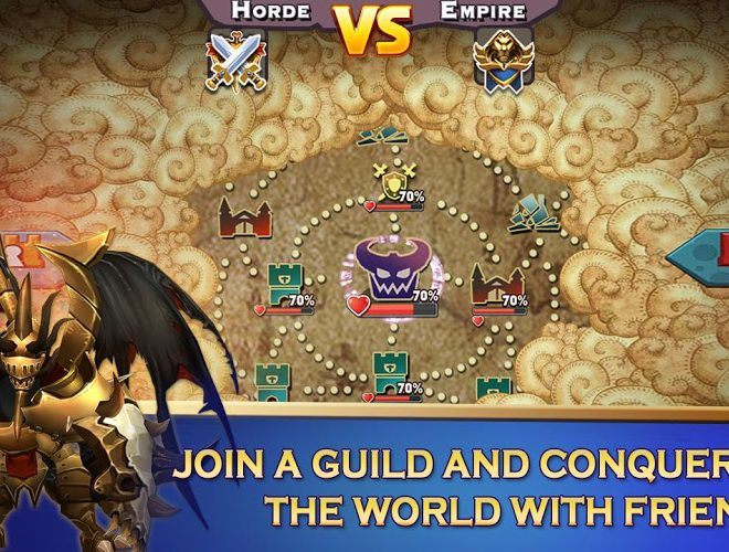 Play Clash of Lords 2 on PC 5