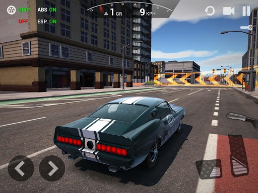 Играй Ultimate Car Driving Simulator На ПК 13