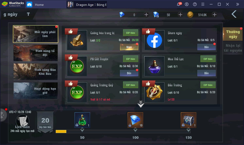 """Hướng dẫn cơ bản cách để chơi Dragon Age: Bóng Đêm Thức Tỉnh """"mượt"""" hơn"""