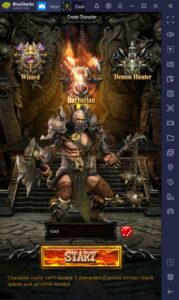 Beginners Guide to Play Dark Exile on PC with BlueStacks