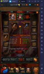 Dark Exile: A BlueStacks Guide on the Fastest Ways to Increase BP