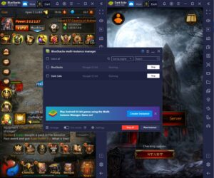 How to Play Dark Exile on PC with BlueStacks